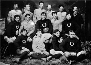 1893-94 UO Football Team