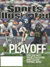 Sports Illustrated Cover - November 15, 2010