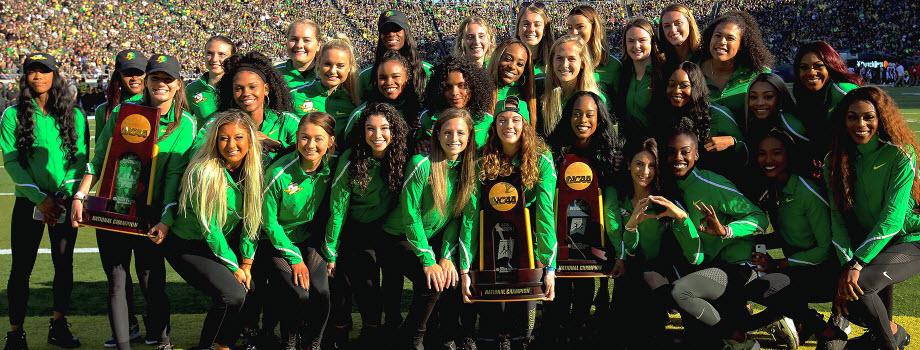 UO Track & Field Triple Crown